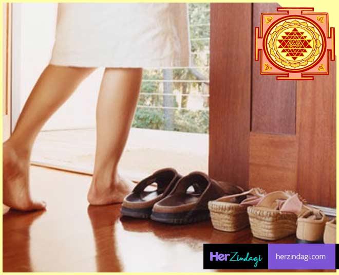 vastu home tips for shoes m