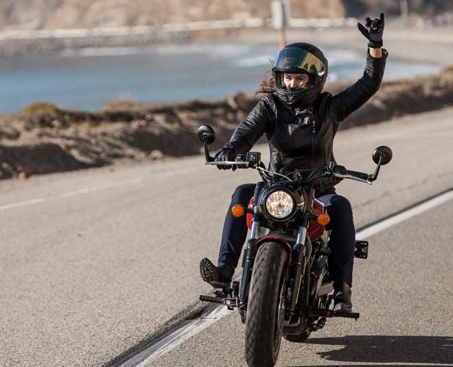 women bikers main