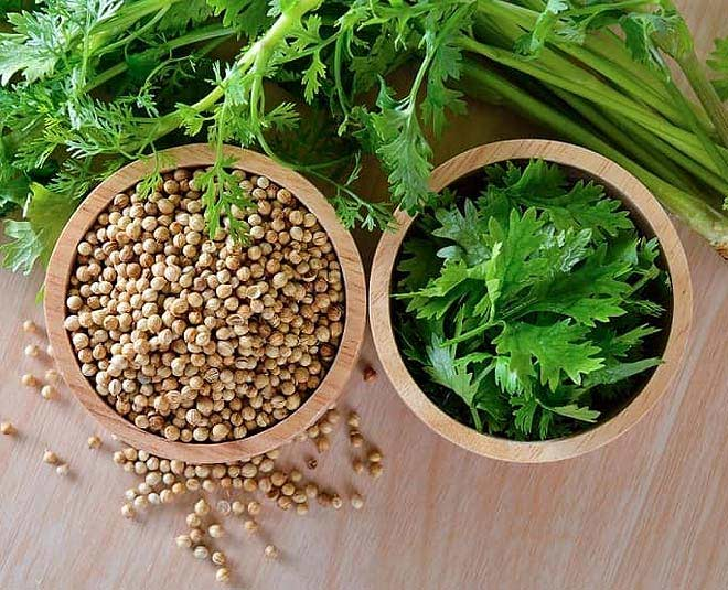 dhaniya  for liver health