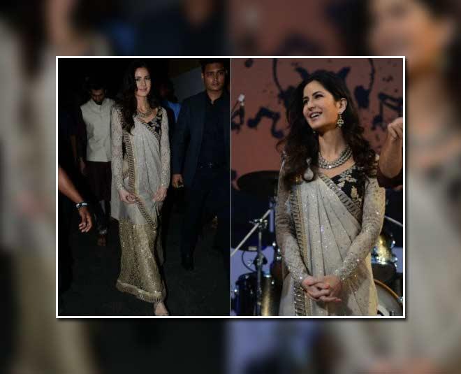dress  with  old  silk  saree