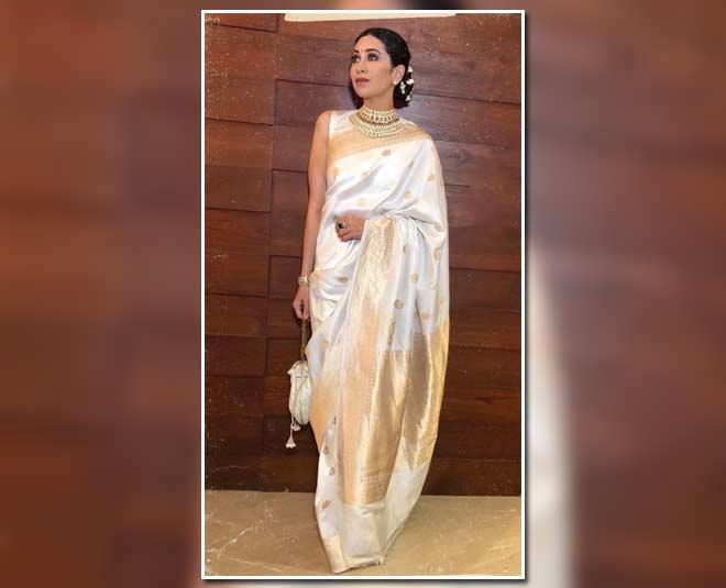 gold  silk  saree  blouse  designs